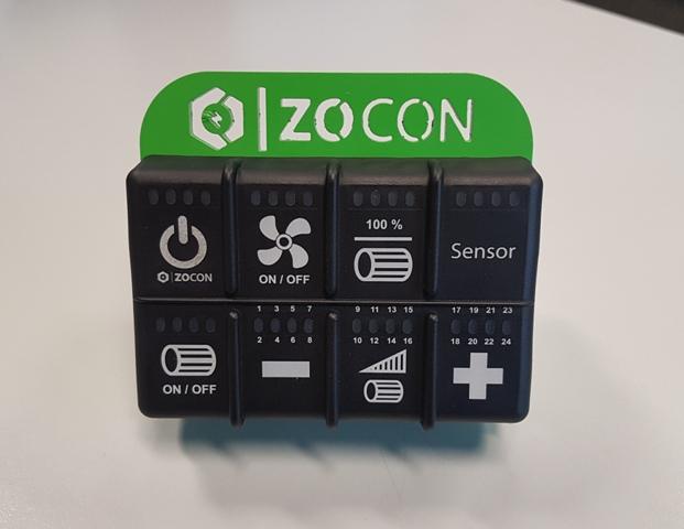 Zocon Zaaimachine, Zocon Seeder, Zocon Sämaschine, Zocon Semoir, Zocon Sembradora