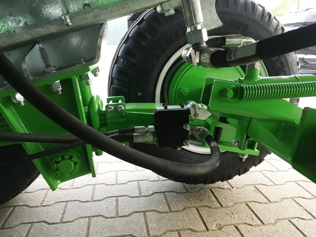 Zocon Kipper hydraulische beremming, hydraulic brakes, Hydraulische bremse, freins hydraulique, Freno hidráulico